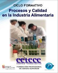 C.F.G.S. Procesos y calidad en la industria alimentaria