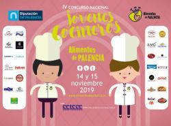 IV Concurso de Jóvenes Cocineros 'Alimentos de Palencia'